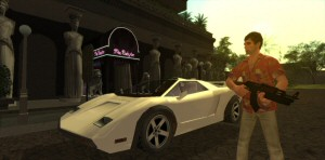 Scarface Wii Screenshot